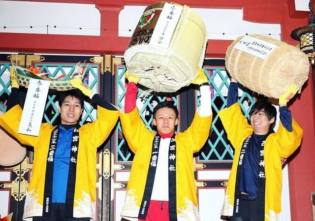 日本訊息】日本新年傳統「福男」卻是「最不幸」? 原來第二名才是最 ...
